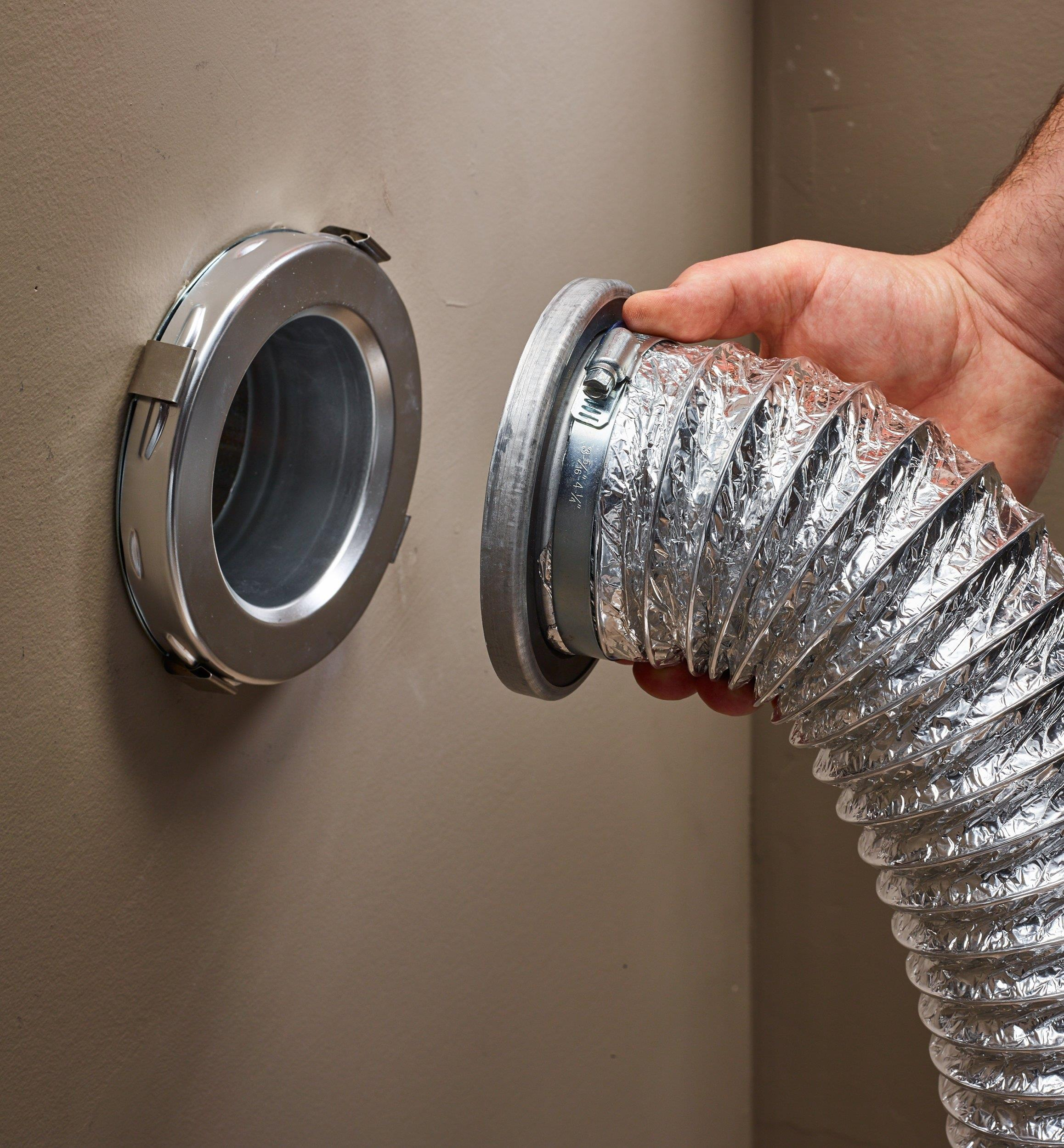 Dryer Vent Cleaning in Phoenix - Safe House Duct Cleaning ...